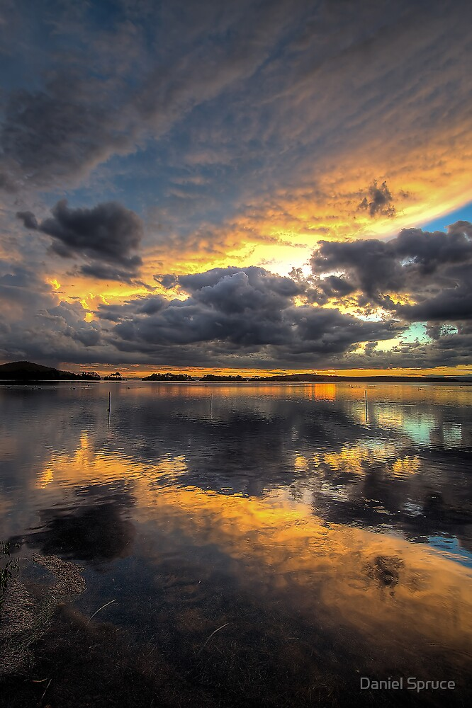 Reflections by Daniel Spruce
