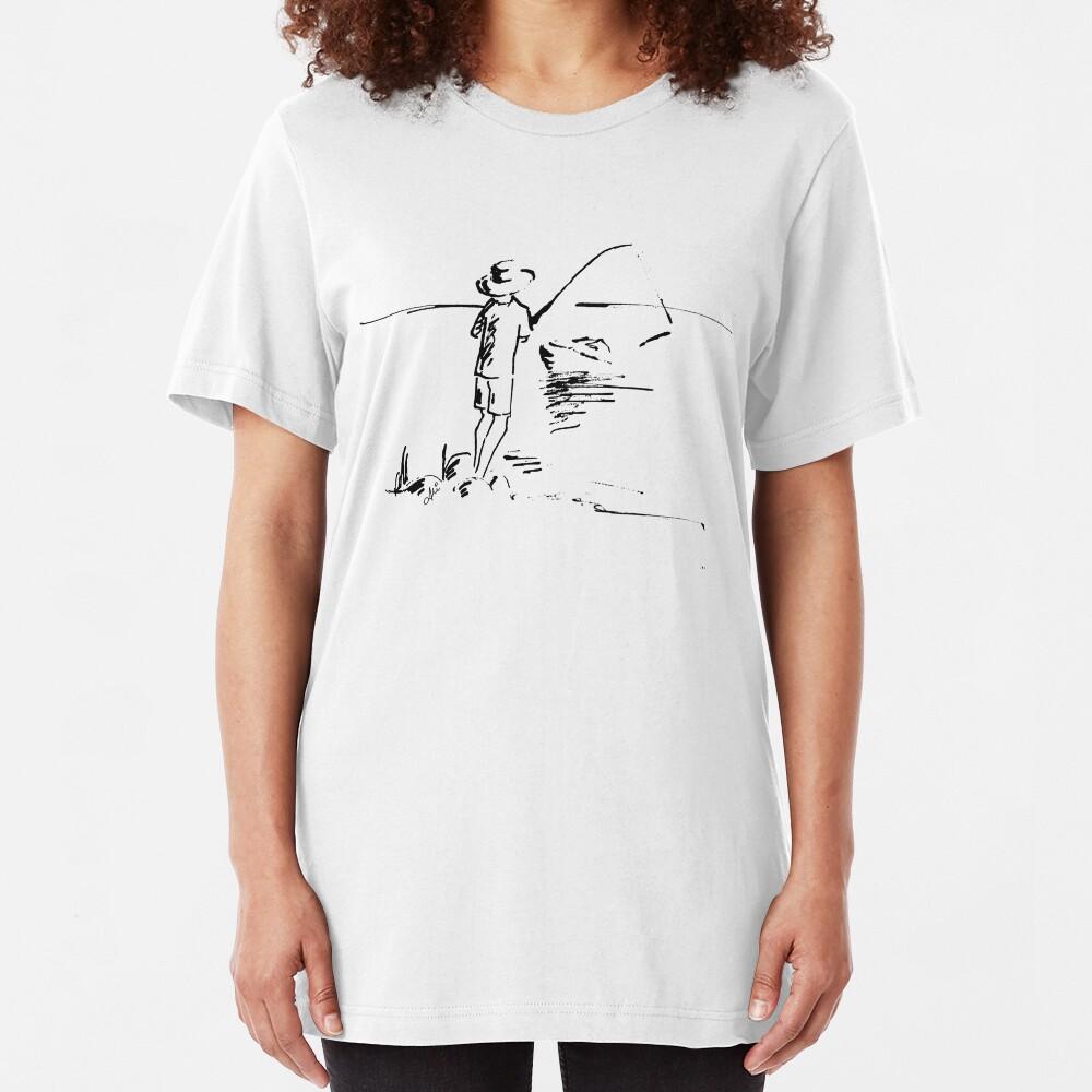 Fisherman Slim Fit T-Shirt