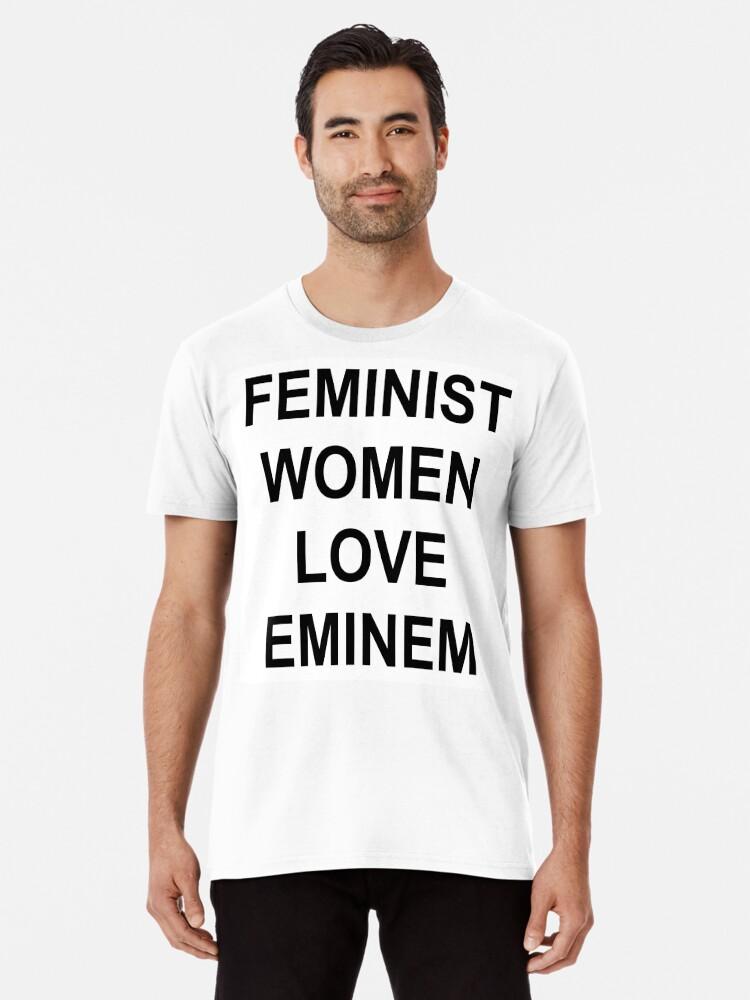 Eminem I Dont Give A Long Sleeve Shirt Hip Hop Tee Stan Shady Rap Merch Revival