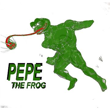 PEPE THE FROG by ColonelSanders