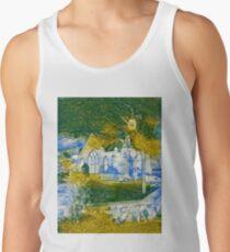 Ghostly Church  Tank Top