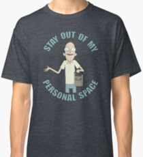First Rule Of Personal Space Classic T-Shirt