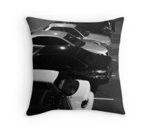 Carpark #1 Throw Pillow