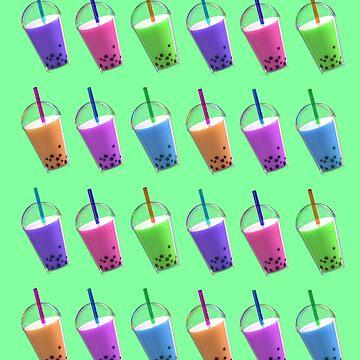 Bubble Teas by AaronKinzer