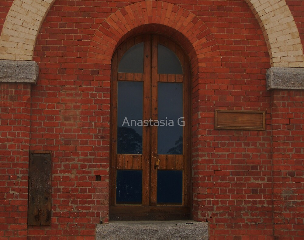 Window by Anastasia G