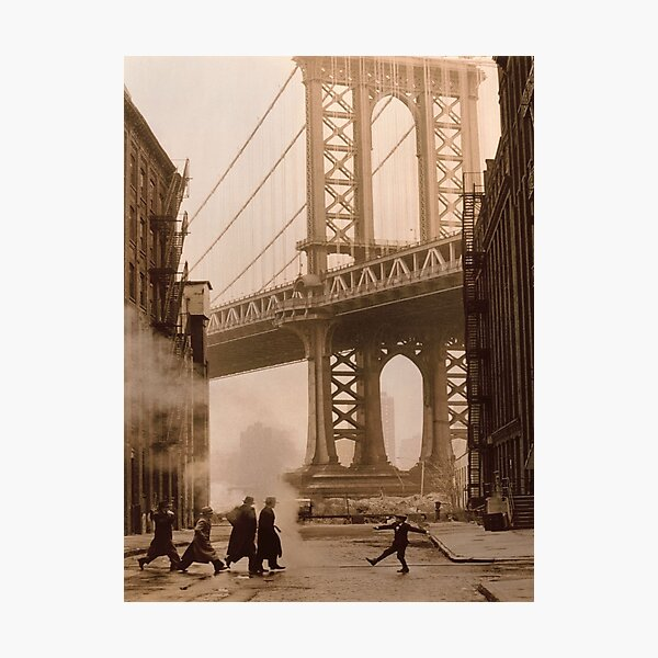 Once Upon a Time in America Photographic Print