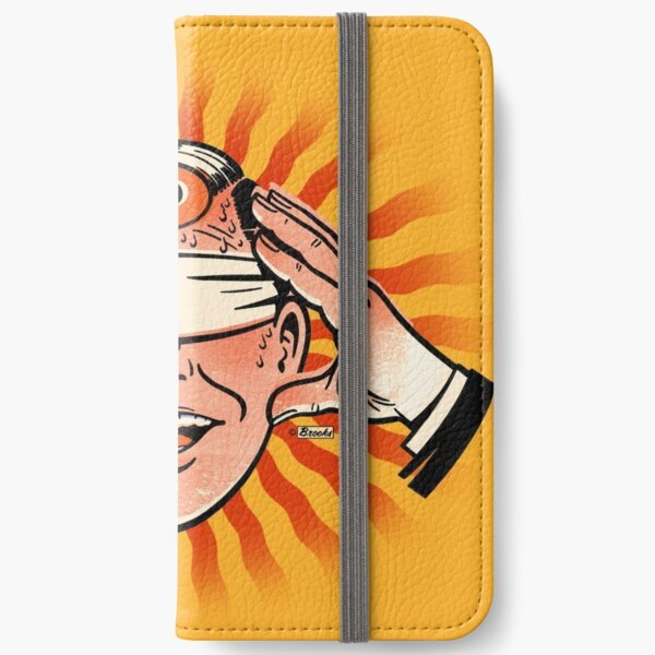 Mr. ? Knows All iPhone Wallet