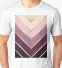 Art with gold 01 T-Shirt