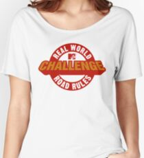 mtv the challenge - the struggle tv shows Women's Relaxed Fit T-Shirt