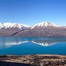 Lake Ohau by Naomi Brooks