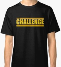 mtv the challenge - the struggle tv shows Classic T-Shirt