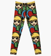 Legend Of Zelda - The Last Piece Leggings