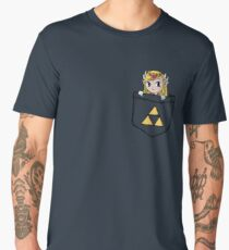 Legend Of Zelda - Pocket Zelda Men's Premium T-Shirt