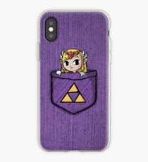 Legende von Zelda - Pocket Zelda iPhone-Hülle & Cover