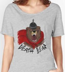 Death Bear Women's Relaxed Fit T-Shirt