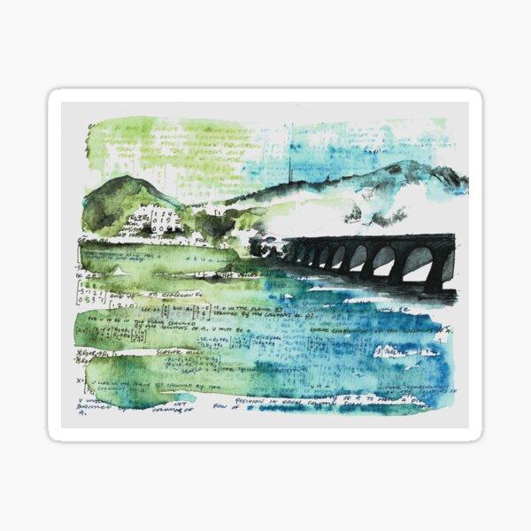Rockville Bridge Sticker
