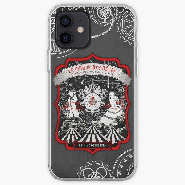 El circo nocturno Funda blanda para iPhone