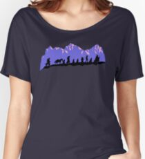 Fellowship in the evening Women's Relaxed Fit T-Shirt