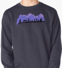 Gemeinschaft am Abend Sweatshirt