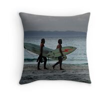 byron sojourn #1 Throw Pillow