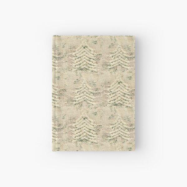 Siskiyou Trees Knit Hardcover Journal