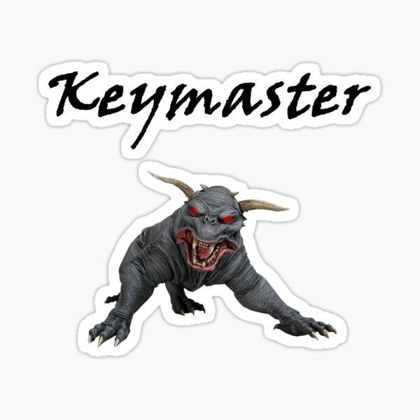 Keymaster Sticker