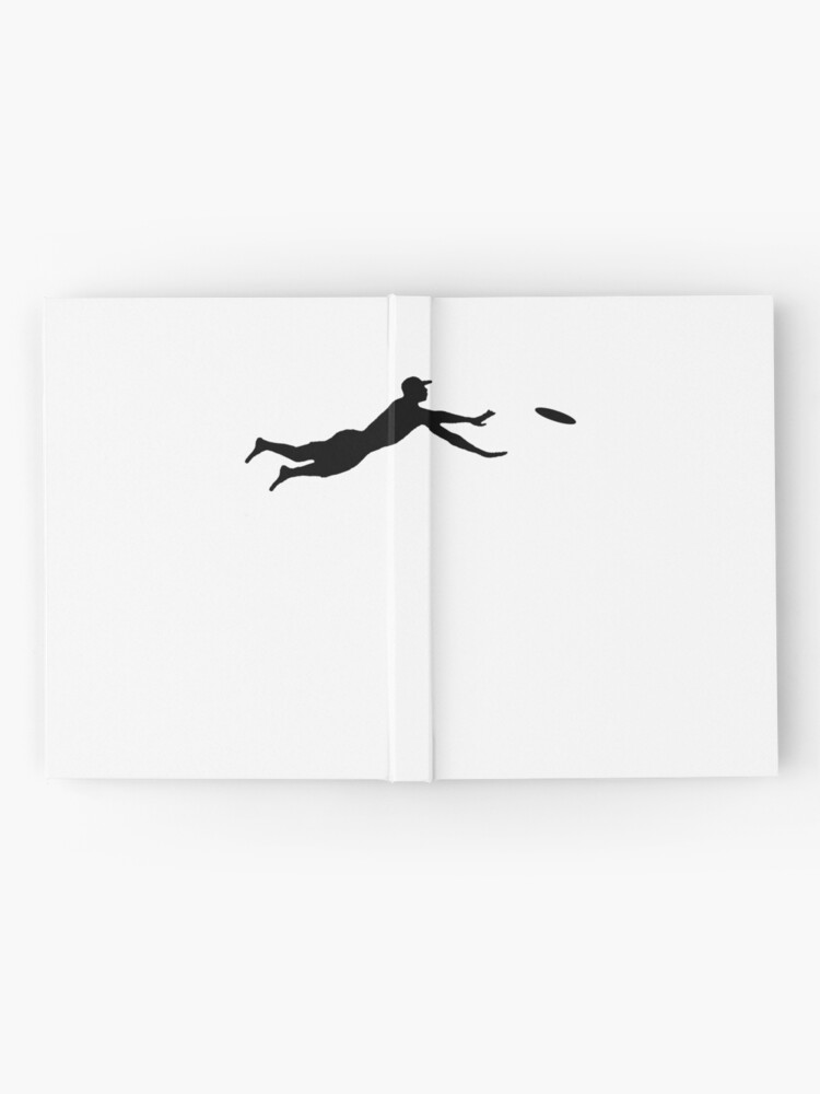Quot Ultimate Frisbee Layout Silhouette Dive Jump Catch
