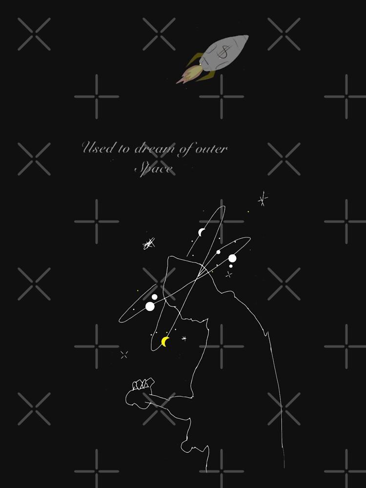 Outerspace Träumen von sunfilledjosh