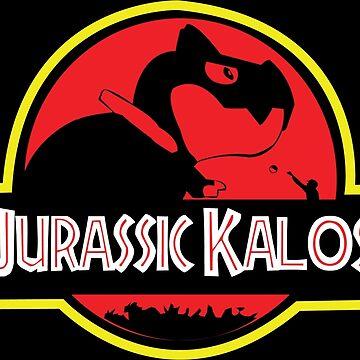 Jurassic Kalos by AquaMoon