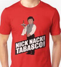 Camiseta unisex ¡Nick Nack Tabasco!