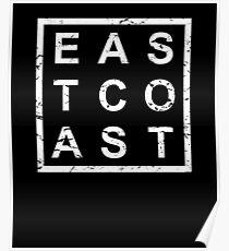 Póster Stylish East Coast