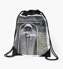 Gloom Drawstring Bag