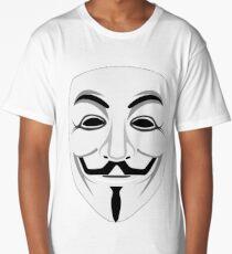Guy Fawkes Long T-Shirt