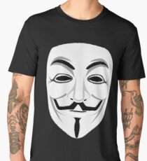 Guy Fawkes Men's Premium T-Shirt