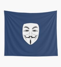 Guy Fawkes Wall Tapestry