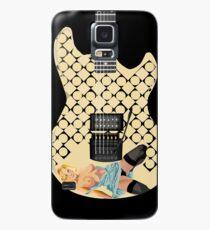 Guitar Jerry Cantrell Hülle & Klebefolie für Samsung Galaxy