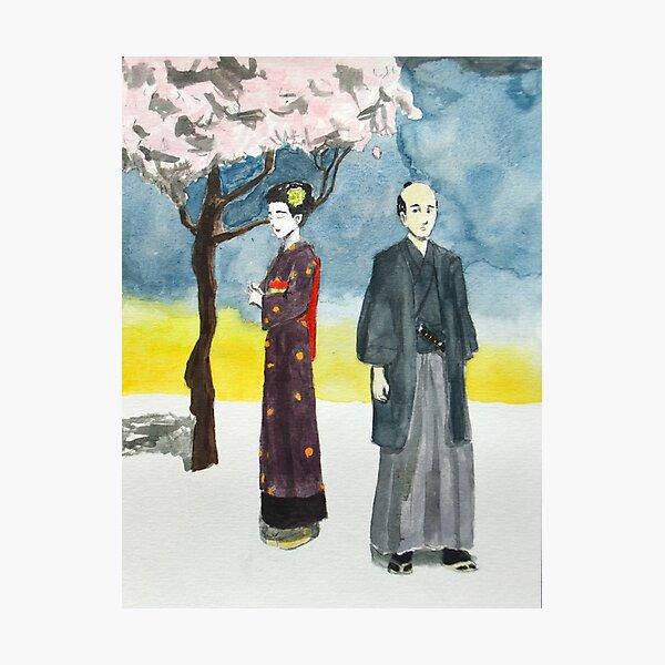 Japan 1800's Photographic Print