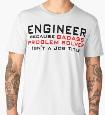 Engineer Men's Premium T-Shirt