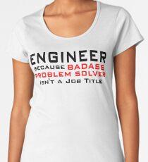 Engineer Women's Premium T-Shirt