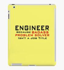 Engineer iPad Case/Skin