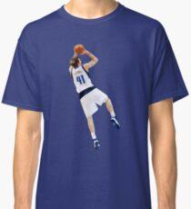 Dirk Nowitzki Fadeaway Classic T-Shirt