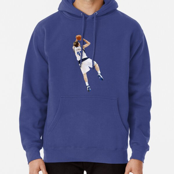 Dirk Nowitzki Fadeaway Pullover Hoodie