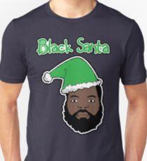Black Santa Unisex T-Shirt