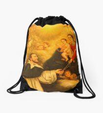 The Rosary Drawstring Bag