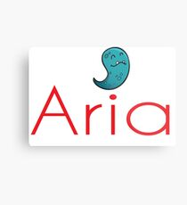 Inspired by The Color of Money / Name Aria Metal Print