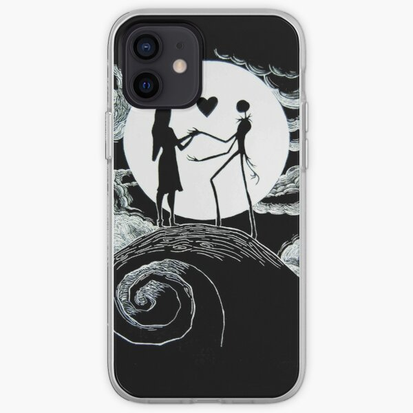 the nightmare before christmas iPhone Soft Case