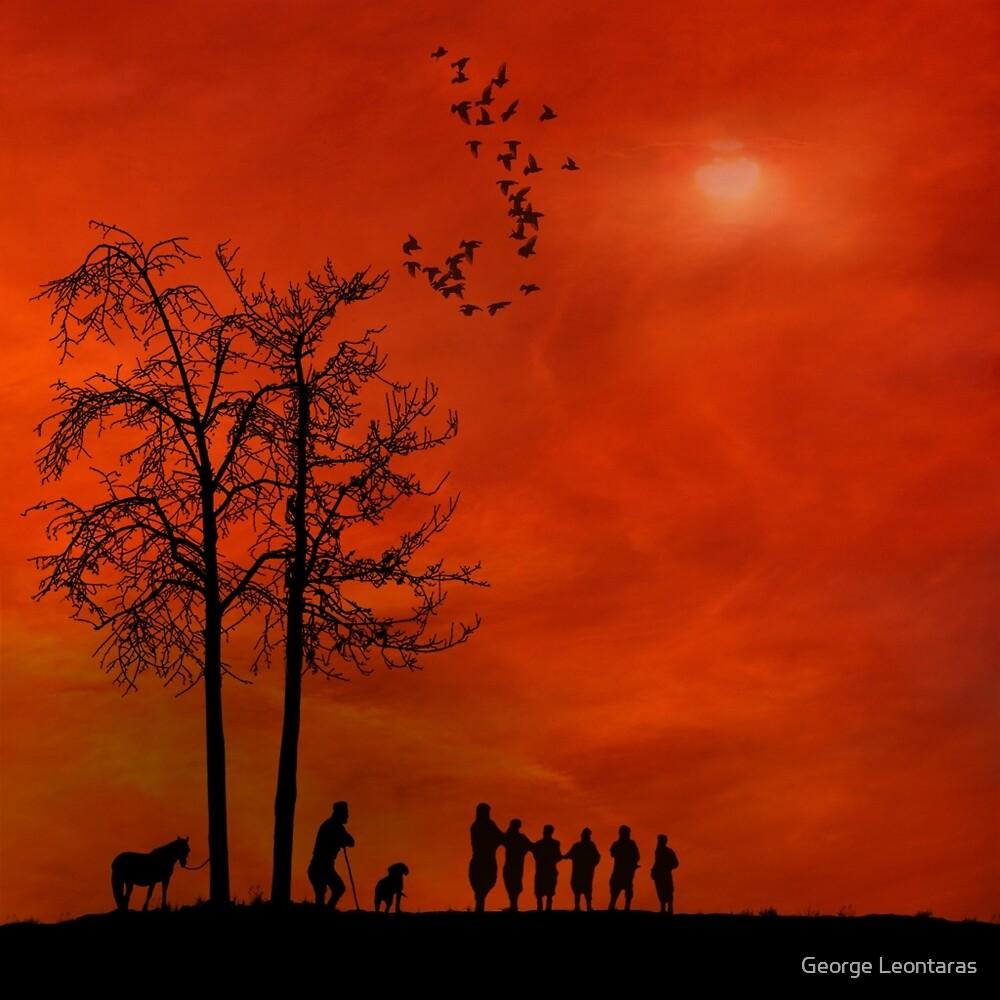 The Serenaders by George Leontaras
