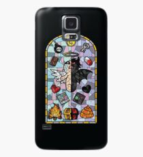 The Binding of Isaac, cathedral glass Case/Skin for Samsung Galaxy