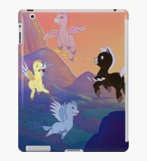 Fantasia pegusi iPad Case/Skin