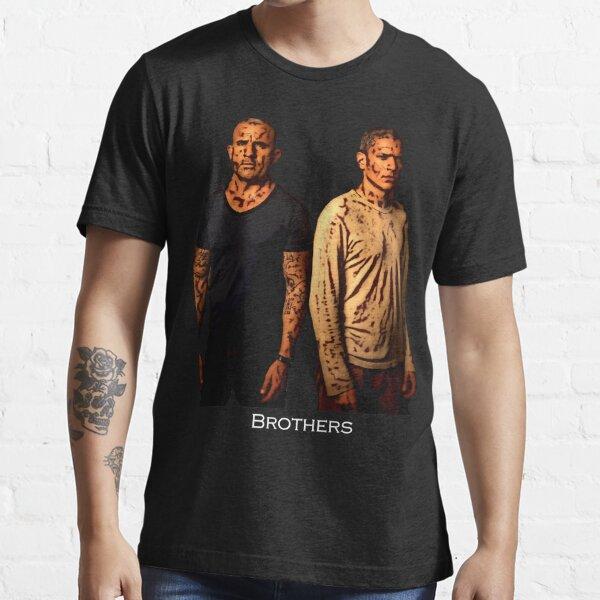 Prison Break Brothers T-shirt essentiel